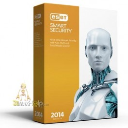 Eset Smart Security 7 - 1 Users - 1 Year