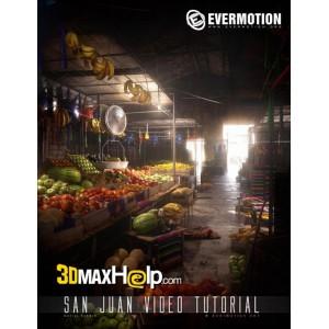 مجموعه آموزشی Evermotion – San Juan
