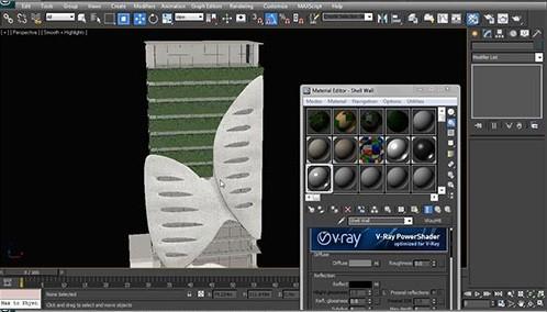 آموزش مدلسازی نمای یک ساختمان  - Creating Five Architecture Facades in 3ds Max and V-Ray